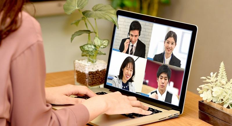 オンラインミーティングのコツ|ワイズエフェクト